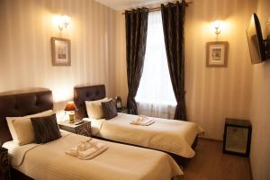 Silver Sphere Inn, Hotels  Sankt Petersburg - big - 74