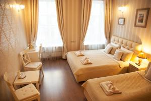 Silver Sphere Inn, Hotels  Sankt Petersburg - big - 22