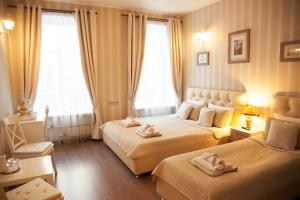 Silver Sphere Inn, Hotels  Sankt Petersburg - big - 18