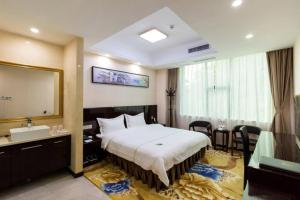 Guangzhou Nanyue Xilaiwu Hotel, Отели  Гуанчжоу - big - 9