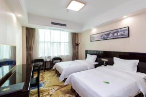 Guangzhou Nanyue Xilaiwu Hotel, Hotely  Kanton - big - 8
