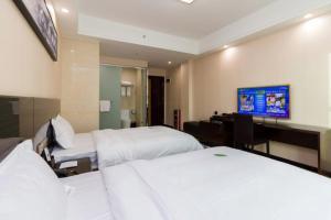 Guangzhou Nanyue Xilaiwu Hotel, Hotely  Kanton - big - 22