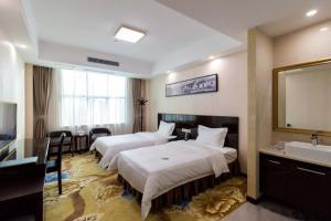 Guangzhou Nanyue Xilaiwu Hotel, Hotely  Kanton - big - 7