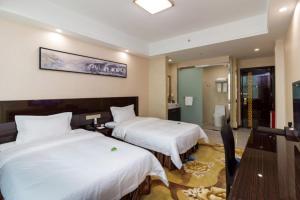 Guangzhou Nanyue Xilaiwu Hotel, Hotely  Kanton - big - 21