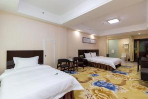 Guangzhou Nanyue Xilaiwu Hotel, Hotely  Kanton - big - 17
