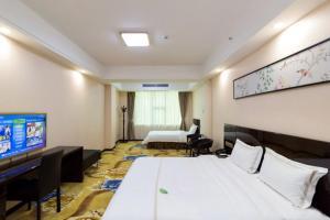 Guangzhou Nanyue Xilaiwu Hotel, Отели  Гуанчжоу - big - 16