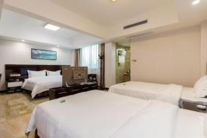 Guangzhou Nanyue Xilaiwu Hotel, Hotely  Kanton - big - 5
