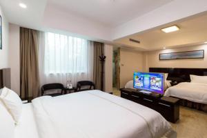 Guangzhou Nanyue Xilaiwu Hotel, Отели  Гуанчжоу - big - 4