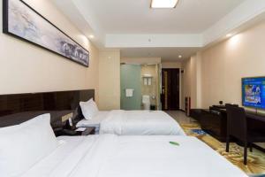 Guangzhou Nanyue Xilaiwu Hotel, Hotely  Kanton - big - 13
