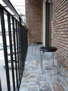 GNN Apartment, Апартаменты  Тбилиси - big - 6