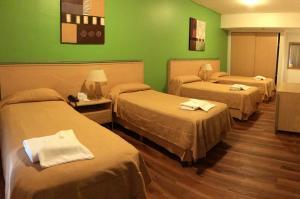 Intersur Suites, Hotely  Buenos Aires - big - 3