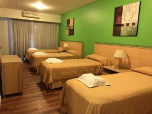 Intersur Suites, Hotely  Buenos Aires - big - 4