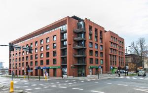 Apartamenty EchoDom Szlak 77, Апартаменты  Краков - big - 1