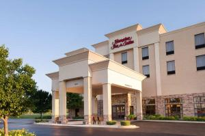 Hampton Inn and Suites Addison