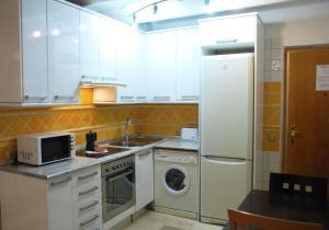 Santa Ana Apartamentos, Ferienwohnungen  Madrid - big - 19