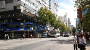 Edificio Standard Life U, Apartmány  Montevideo - big - 9