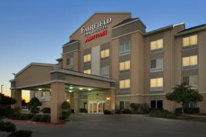 Fairfield Inn and Suites Weatherford
