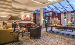 Land & Golf Hotel Stromberg, Hotely  Stromberg - big - 25