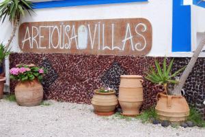 Aretousa Villas (Perissa)