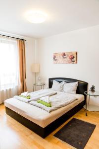 City Elite Apartments, Apartmány  Budapešť - big - 83