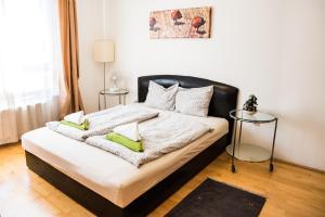 City Elite Apartments, Apartmány  Budapešť - big - 85