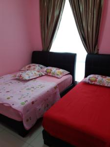 Urban Sanctuary Resort Condo @ Larkin, Appartamenti  Johor Bahru - big - 67