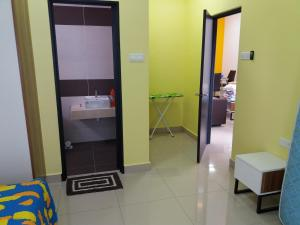 Urban Sanctuary Resort Condo @ Larkin, Appartamenti  Johor Bahru - big - 68