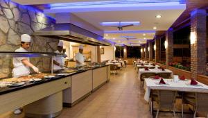 Remi Hotel, Отели  Алания - big - 23