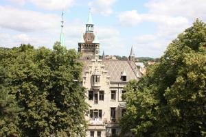 Schlosshotel zum Markgrafen, Отели  Кведлинбург - big - 17