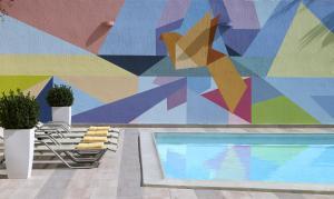 Amarilia Hotel, Отели  Афины - big - 15