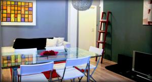 La tua casa - Stylish Chic Apartments Torino, Apartmány  Turín - big - 19