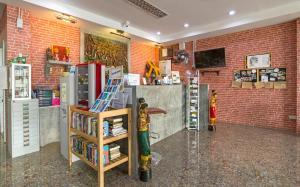 Chaofar De Hostel, Hostely  Krabi town - big - 46