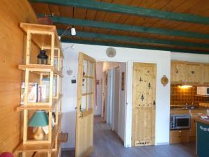 Chalanche, Apartmány  Barcelonnette - big - 16