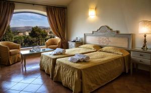Grand Hotel Helio Cabala, Hotely  Marino - big - 1