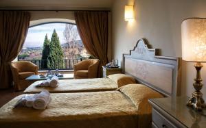 Grand Hotel Helio Cabala, Hotely  Marino - big - 12