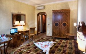 Grand Hotel Helio Cabala, Hotely  Marino - big - 21