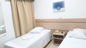 Ellus Hotel, Hotel  Dourados - big - 11