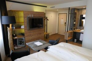 Boutiquehotel ThessoniClassicZürich, Hotely  Regensdorf - big - 8