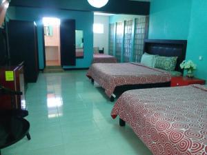 Hotel El Dorado, Hotel  Chetumal - big - 76