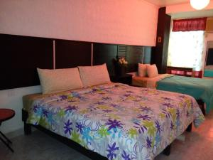 Hotel El Dorado, Hotel  Chetumal - big - 82