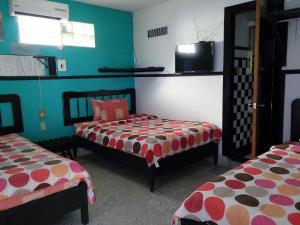 Hotel El Dorado, Hotel  Chetumal - big - 48
