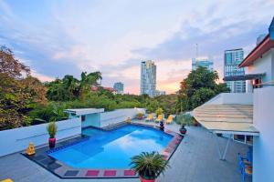 Sharrow Bay, Vily  Pattaya South - big - 6