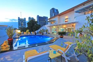 Sharrow Bay, Vily  Pattaya South - big - 17