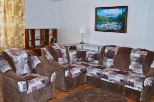Apartment on Pospelova 12 а, Apartmány  Tashtagol - big - 5