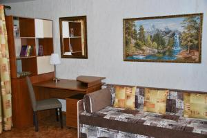Apartment on Pospelova 12 а, Apartmány  Tashtagol - big - 6