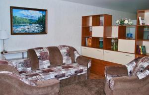 Apartment on Pospelova 12 а, Apartmány  Tashtagol - big - 8