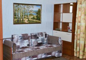 Apartment on Pospelova 12 а, Apartmány  Tashtagol - big - 13