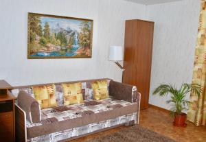 Apartment on Pospelova 12 а, Apartmány  Tashtagol - big - 14