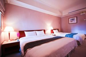 Grand Boss Hotel, Hotels  Yilan City - big - 12