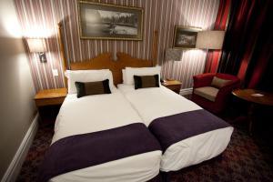 Классический двухместный номер с 2 отдельными кроватями